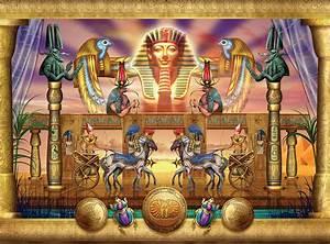 Egyptian Digital Art by Ciro Marchetti