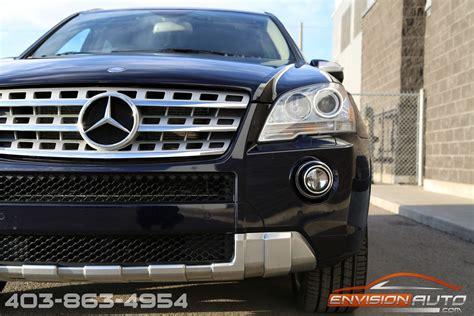 Road test editor jonathan wong: 2010 Mercedes-Benz ML550 4Matic AMG Pkg | Envision Auto - Calgary Highline Luxury Sports Cars ...