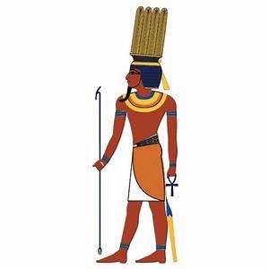The God  Shu  U2013 Egyptian Witchcraft