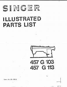 457 G 103 Manuals