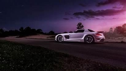 Mercedes Benz 4k Sls Series Renntech Wallpapers