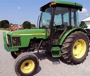 John Deere Tractors 5220  5320  5420  U0026 5520 Repair Service