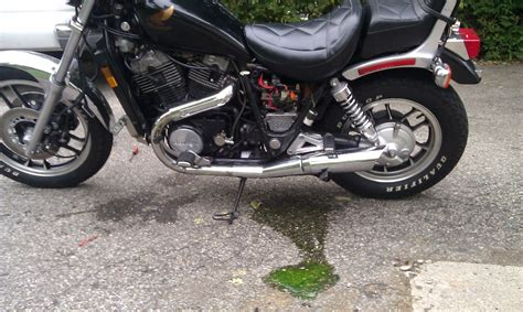 2014 Honda Ctx 1300 Deluxe Coolant Fill