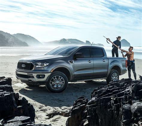New 2019 Ford Ranger Midsize Pickup Truck  Back In The