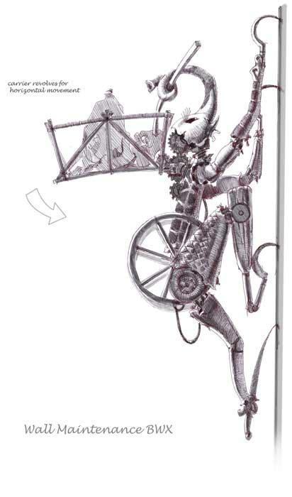 Original Epic Mickey Concept Art Large Images Neogaf