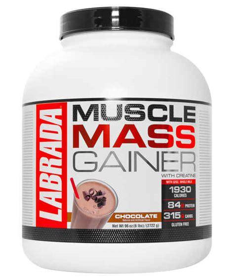 best protein mass gainer mass gainer 6 lbs chocolate labrada buy mass gainer