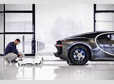Bugatti Chiron Atelier Factory in France HiConsumption