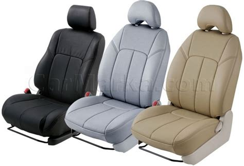 Toyota Land Cruiser Prado 150 2014- Seat Covers Set
