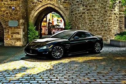 Maserati Vehicles Mobile
