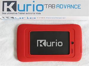 kurio tablet advance