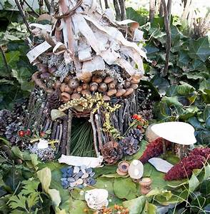 How to Build - Fairy Houses