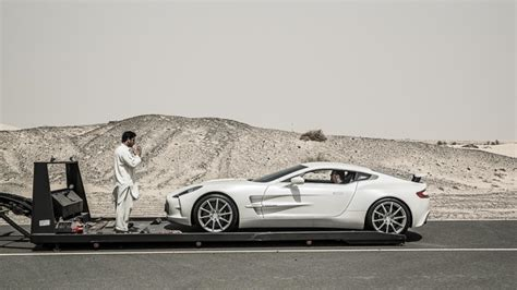 Top Gear Drives The Aston One77