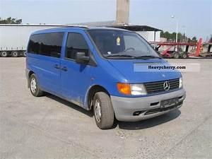 Vito 108d : mercedes benz vito 108d 1996 estate minibus up to 9 seats truck photo and specs ~ Gottalentnigeria.com Avis de Voitures