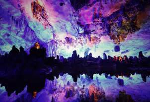 Reed Flute Cave Guilin Guangxi China