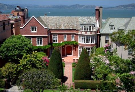 Mansion For Sale In Pacific Heights, San Francisco