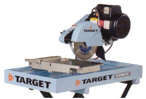target tile saw pothier enterprises construction tools tile saws