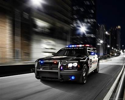 Police Dodge Wallpapers Charger Challenger Backgrounds Desktop