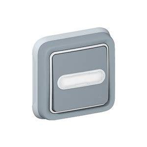 bouton poussoir lumineux sonnette 12 v plexo gris encastr 233 elecproshop