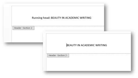 format  running head    essay askus