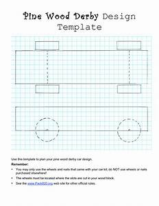 best photos of free templates to print pinewood derby car With pine car templates