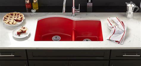 colored kitchen sinks elkay quartz luxe kitchen sinks bold granite colors