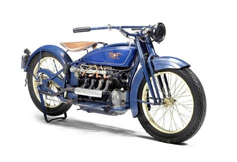 Motorcycle : 1927 Ace 1229cc Four