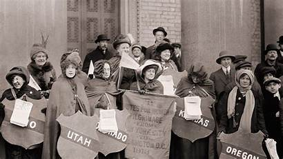 March Suffrage 1913 Bing National History Parade