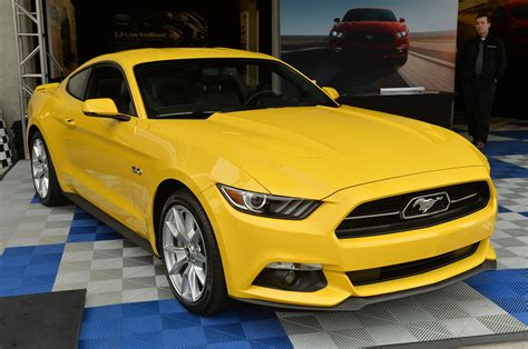 year ford mustang photo gallery 2015 ford mustang 50 years anniversary