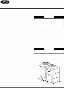 Carrier Air Conditioner 30rap010