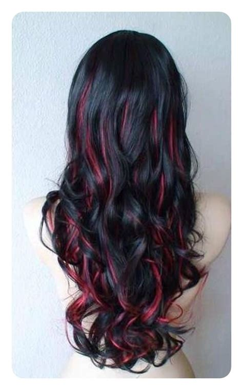 stunning red hair color ideas  highlights