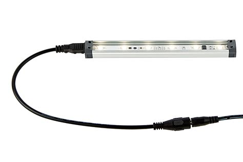 led linear light bar linkable led linear light bar fixture 1 080 lumens