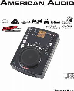 American Audio Cd Player Cdi
