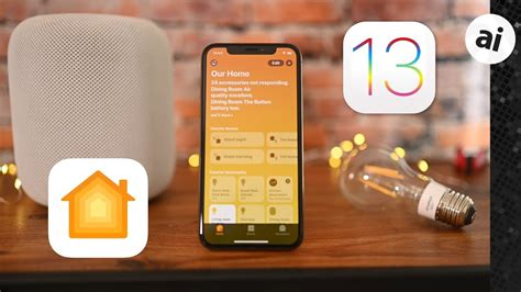 Everything New with HomeKit in iOS 13 - YouTube