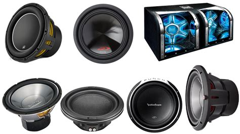 The 7 Best 12 Inch Subwoofer Of 2017  Cole Review