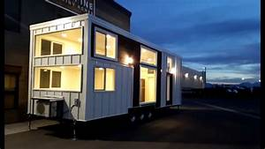 Tiny House Pläne : tiny house built for family of 5 youtube ~ Eleganceandgraceweddings.com Haus und Dekorationen