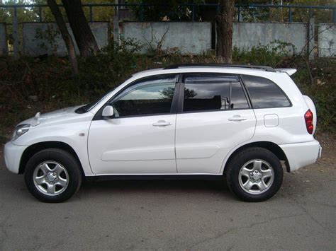 2005 Toyota Rav 4 by 2005 Toyota Rav4 Pictures 2 0l Gasoline Automatic For Sale