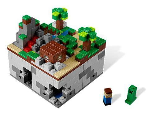 Build onto their Minecraft obsession with these great IRL