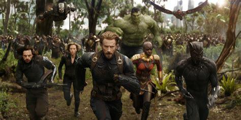 Avengers Infinity War Teaser Reveals Smaller Hero Teams