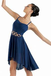 Blue Contemporary Dance Costume | www.pixshark.com - Images Galleries With A Bite!