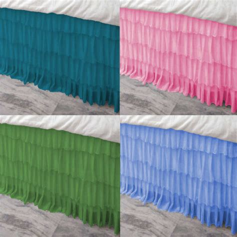 what color bed skirt should i get linens n curtains