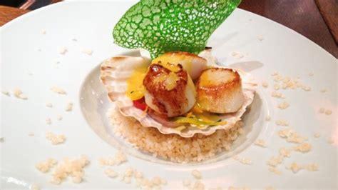cuisiner les st jacques fraiches très bon restaurant pour après le spectacle opéra avis de les bacchantes à 75009