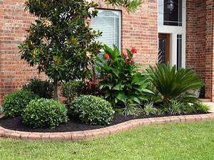 Creative curb concepts photos of landscaping stamped for Landscape borders