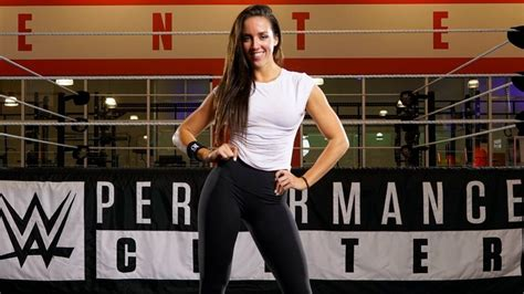 chelsea green fka laurel van ness training  wwe