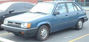 1984 Toyota Tercel - Pictures