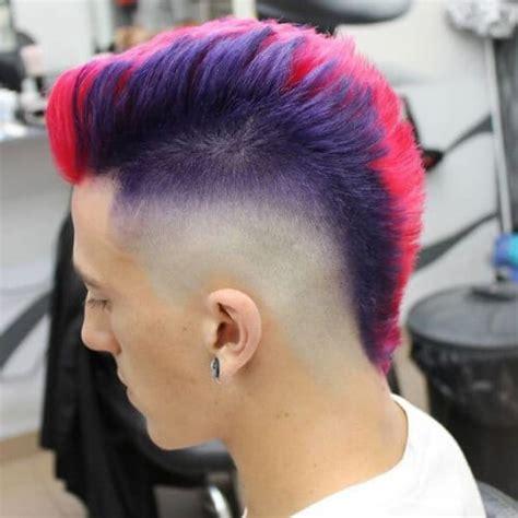 outgoing mohawk haircut ideas   extra