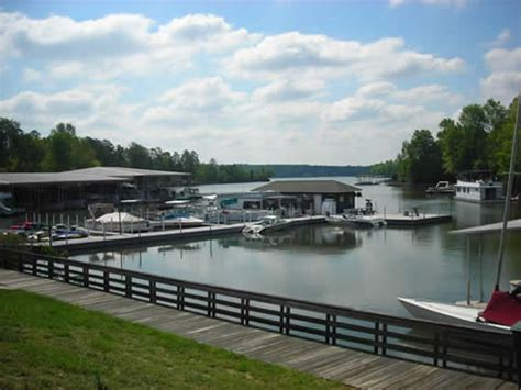 Lake Wylie Boat Club by The Lake Wylie River