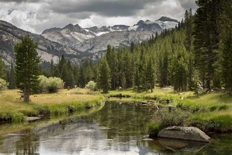 Yosemite National Park California The Golden State