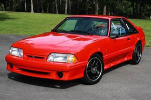 1993 Mustang Cobra R Resets Foxbody Record with $132K Sale