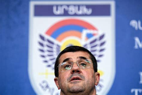 Pašpasludinātās Kalnu Karabahas prezidents: pretoties ...