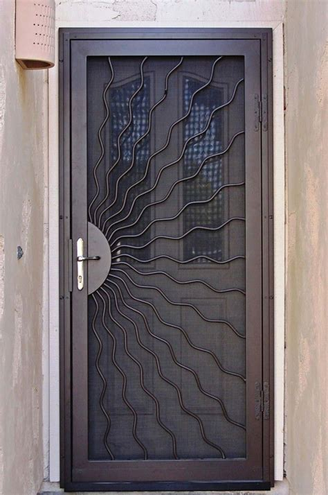 1000 ideas about security door on security